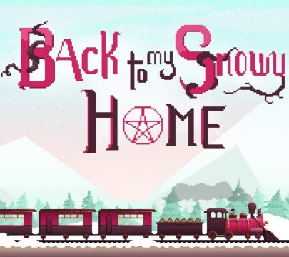 Back to my snowy home