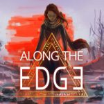 along the edge